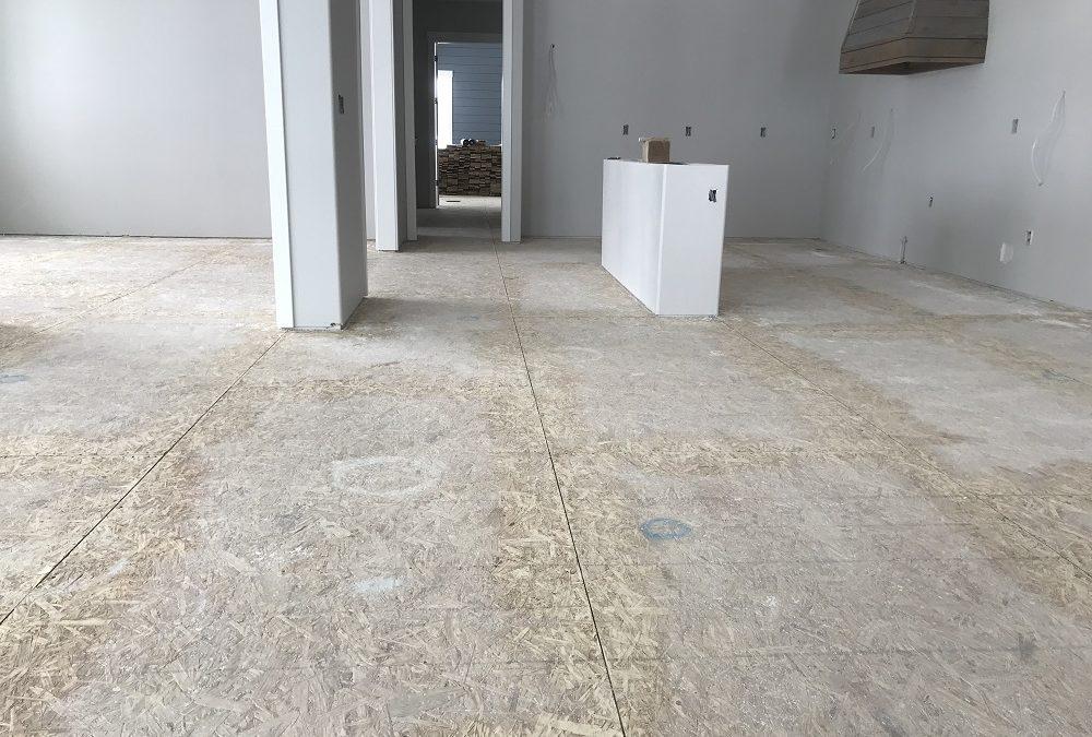 Proper Hardwood Floor Prep